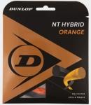 Tennissaite - Dunlop - NT HYBRID ORANGE - 12 m
