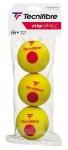 Tennisbälle - Tecnifibre - MY BALL Stage 3 (3er Blister)