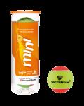 Tennisbälle - Tecnifibre - MINI-TENNIS (3er Dose)