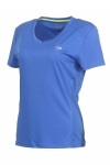 Dunlop- Club Line- Girls Crew Tee- cobalt