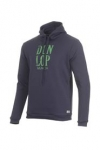 Dunlop - Hooded Sweat navy - Unisex