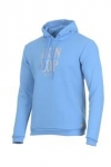 Dunlop - Hooded Sweat bright blue - Kids