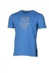 Dunlop - Promo Tee light blue - Kids