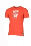 Dunlop - Promo Tee Red - Unisex