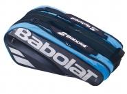 Tennistasche - Babolat - Racket Holder x9 PURE DRIVE VS