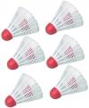 Badmintonbälle, 6 Stück