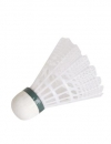 Hudora - Badmintonbälle Training - 4 Stck