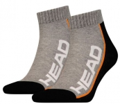 Head - Tennissocken STRIPE QUARTER - 2 Paar