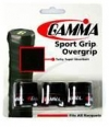 Gamma Sport Grip Overgrip- 3er Pack