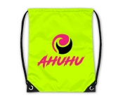 Schuhsack- AHUHU - neon gelb
