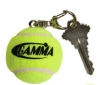 Gamma Tennis Ball Keychain