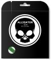 Tennissaite - BLACK SKULL - Alligator - 12 m