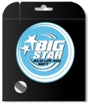 Tennissaite - BIG STAR - ALU SOFT - 12 m