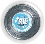 Tennissaite - BIG STAR - ALU  SOFT ROUGH - 200 m