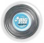 Tennissaite - BIG STAR - ALU  SOFT SPIN - 220 m