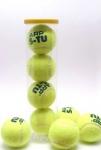 Tennisbälle- ARP S-TU Tennisbälle 4er Dose