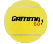 Tennisbälle - Gamma Tennisball Orangener Punkt (Stage 2)