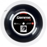 Tennissaite - Gamma Moto schwarz - 100 m