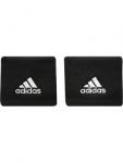 Adidas - Schweißband - 2 Stk. - schwarz