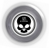 Tennissaite - BLACK SKULL - AXL - silver - 200 m