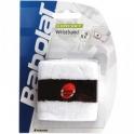 Babolat - Wristband - schwarz/weiß - 2 Stk.