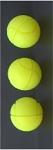Vibrastop- Discho - Vibrastop Tennisball - 3er Pack