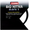 Tennissaite - Tourna Poly Big Hitter BLACK 7  - 12 m