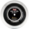 Tennissaite - Tourna Poly Big Hitter BLACK 7 - 220 m