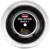 Tennissaite - Tourna Poly Big Hitter BLACK 7 - 220 m