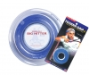 Tennissaite - Unique Tourna Poly Big Hitter BLUE - 220 m + 1 Tourna Grip 3er XL