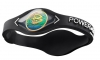 Power Balance Armband Silikon black/white