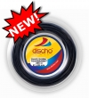 Tennissaite - DISCHO Black Nylon Tour - 200 m