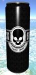BLACK SKULL- Energy Drink Tennis