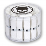 BLACK SKULL Basisgriffband - KILLER PRO - weiß - 24er Box - 1,8 mm