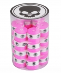 BLACK SKULL Overgrips - Pro Tour Grip - 30er Box pink - 0,6 mm