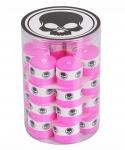 BLACK SKULL Overgrips - Pro Tour Grip - 25er Box pink - 0,6 mm