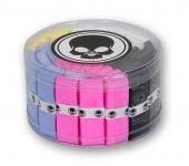 BLACK SKULL Overgrips - Tour Grip - 30er Box gemischt - 0,6 mm