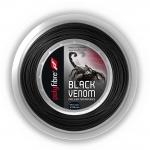 Tennissaite - Polyfibre Black Venom - 200 m