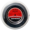 Tennissaite - GENESIS - Black Magic - 200 m