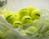 Tennisbälle - BLACK SKULL - TRAINING - 72 Bälle im Polybag - gelb