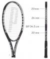 Tennisschläger- Prince - EXO³ Black Team 100