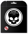 Tennissaite - BLACK SKULL -BLOOD SPECIAL EDITION - 12 m