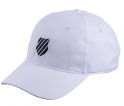 K-SWISS - PROMO CAP - White/Black - 2020