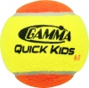 Tennisbälle - Gamma Quick Kids 60 Foam Balls- 12 er Pack
