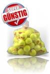 Tennisbälle - DISCHO Classic - 60 Bälle im Polybag - gelb