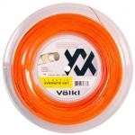 Tennissaite - Völkl - Classic Synthetic Gut - Neon Orange - 200 m