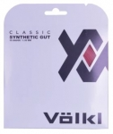 Tennissaite - Völkl - Classic Synthetic Gut - Red - 12 m