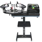 Besaitungsmaschine - TennisMan StringMaster Diamond S mit Standfuß