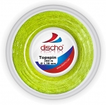 Tennissaite - DISCHO TOPSPIN - gelb- 200 m