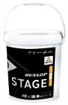 Tennisbälle - Dunlop Mini Tennis STAGE 2 ORANGE - 2019 - 60 Stck (50% langsamer)